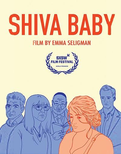 Shiva Baby_poster